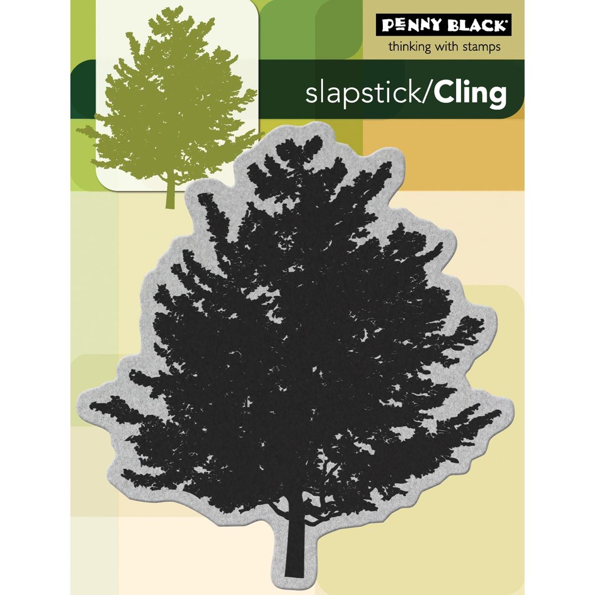 Penny Black Grandeur Cling Rubber Stamp