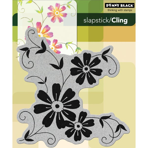 Penny Black 'Posies' Cling Rubber Stamp
