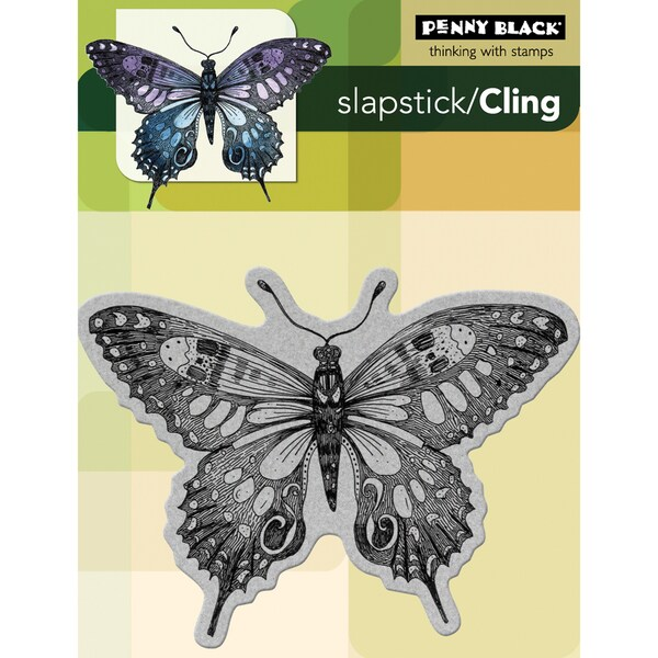 Penny Black 'Soft Wing' Cling Rubber Stamp