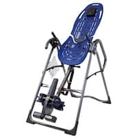Teeter EP-960 Inversion Table with Back Pain Relief DVD - Blue
