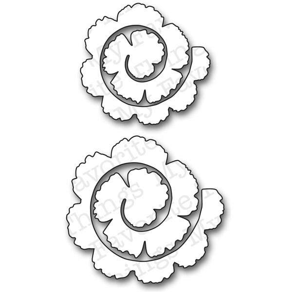 Die-Namics Die-Mini Royal Roses