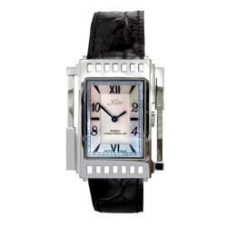 Xezo Unisex Architect 2001 Limited Edition Black Swiss Watch