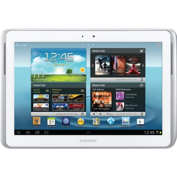 "Samsung Galaxy Note GT-N8013 Tablet - 10.1"" - 2 GB Quad-core (4 Core)"