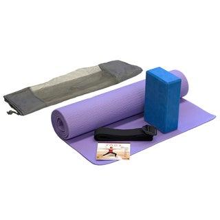 Zenzation Deluxe Yoga Kit