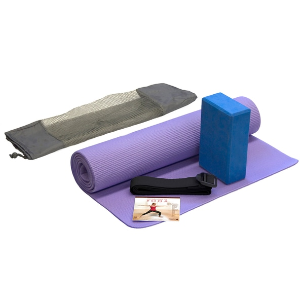 Zenzation Deluxe Yoga Kit