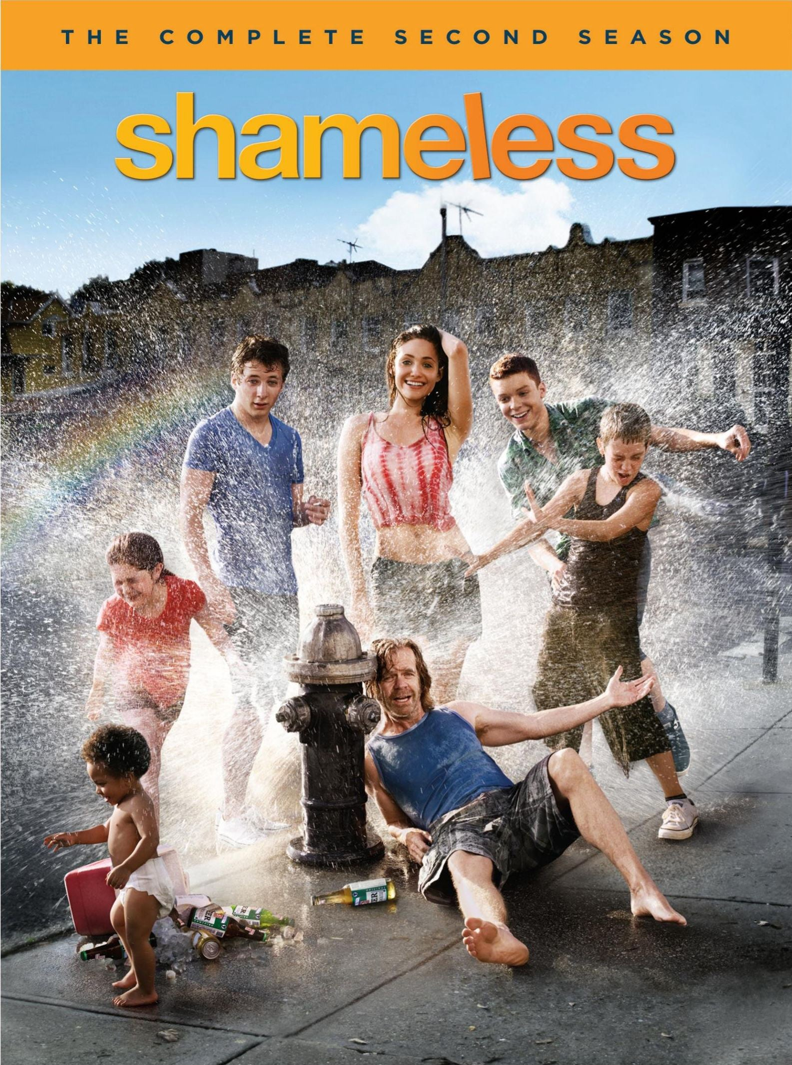 Shameless: The Complete Second Season (DVD)