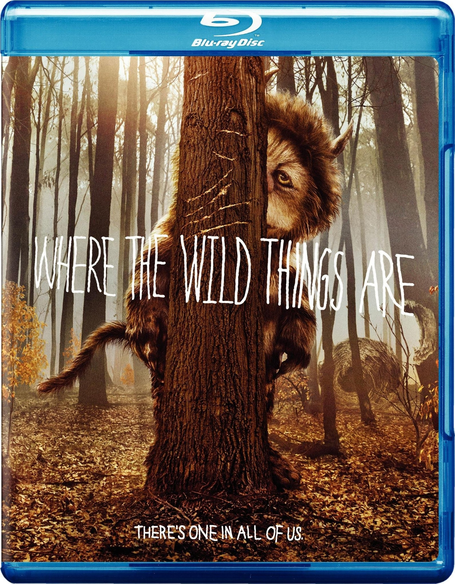 Where The Wild Things Are (Blu-ray Disc)