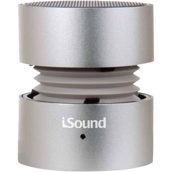dreamGEAR i.Sound ISOUND-1687 Speaker System - 3 W RMS - Battery Rech