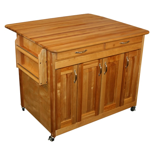 Catskill Craftsman Butcher Block Workcenter
