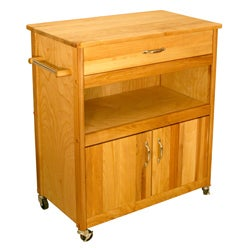 Catskill Craftsman Wide Cuisine Cart