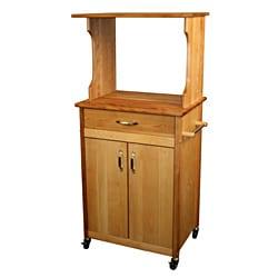 Catskill Craftsman Microwave Cart