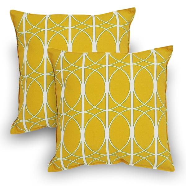 Maxfield Indoor/outdoor 20-inch Pillow (Set of 2)