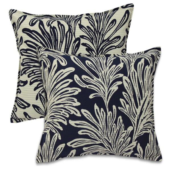 Reversible Decorative Pillow 20 x 20 (Set of 2)