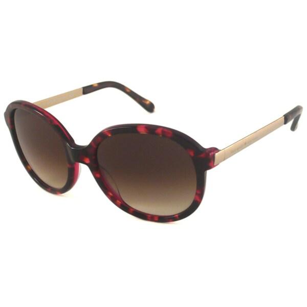 Kate Spade Women's Albertine Rectangular Sunglasses