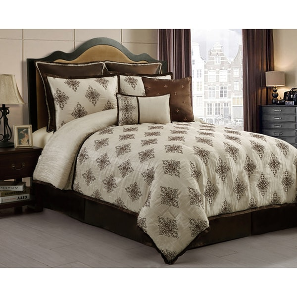 VCNY Annandale 8-piece Comforter Set