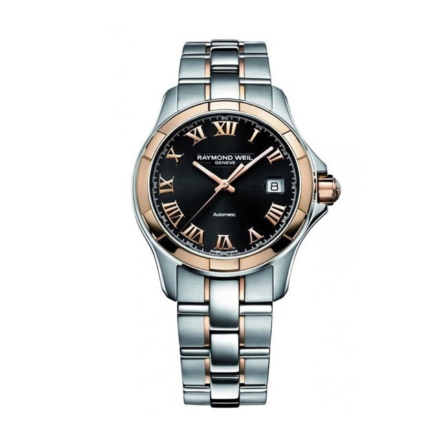 Raymond Weil Men's Parsifal Automatic Two-tone Steel Watch