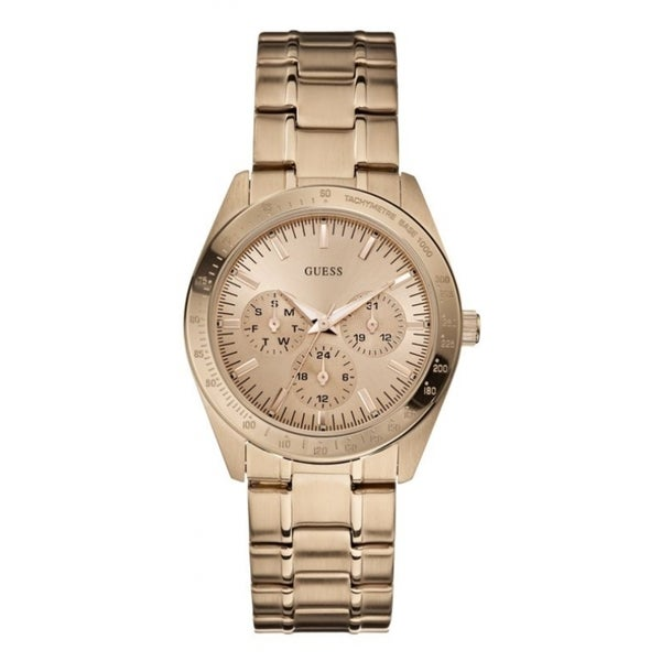Guess Women's Feminine Chronograph Dress Watch