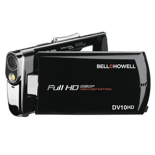 Bell+Howell Slice DV10HD Ultra Thin 1080p HD Camcorder