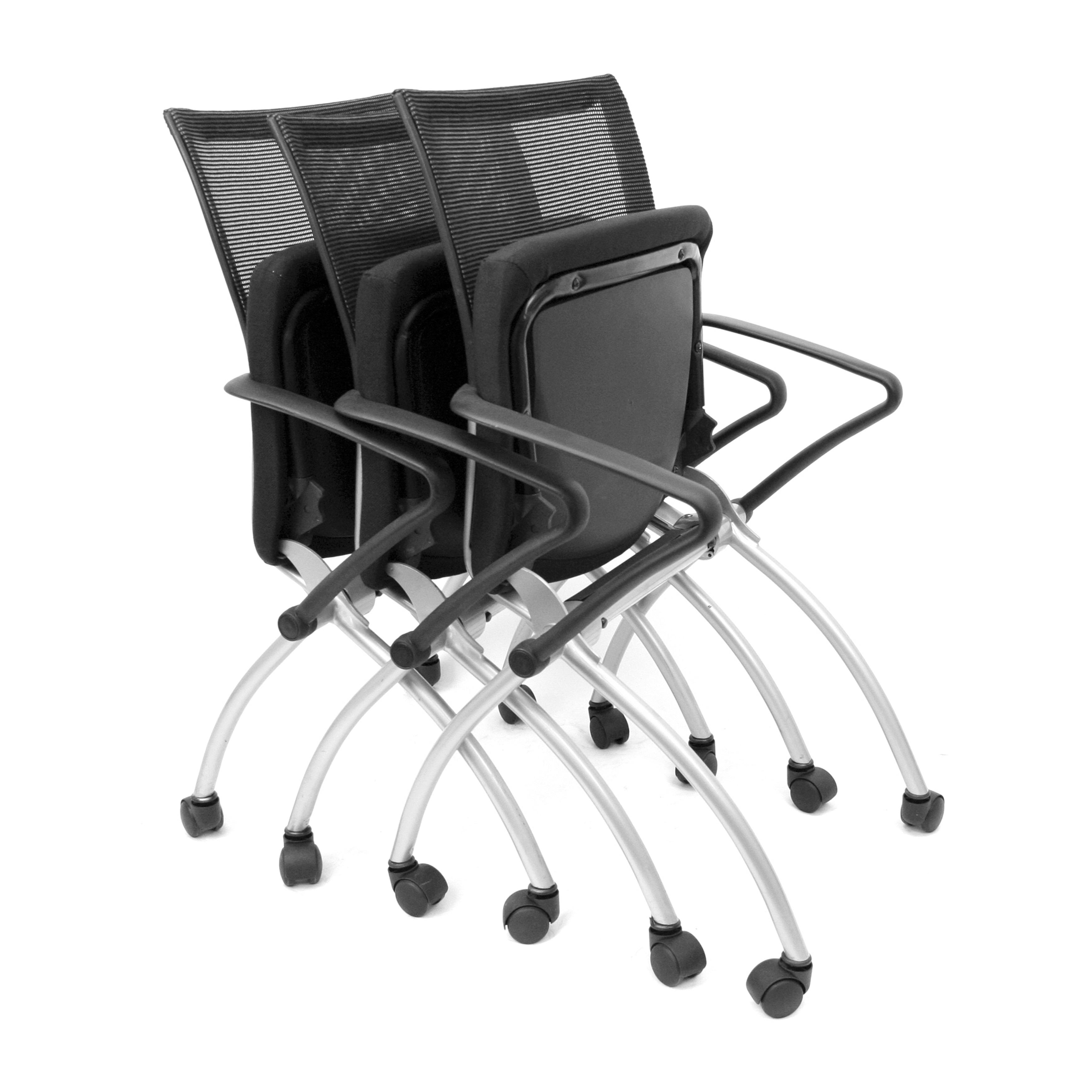 Apprentice Nesting Office Side Chair Overstock 7183218