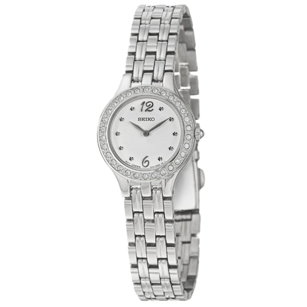 Seiko Women's 'Bracelet' Stainless Steel Watch