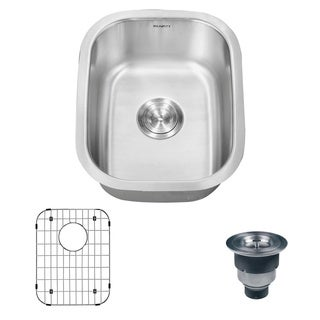 Ruvati Undermount Bar Sink Single Bowl