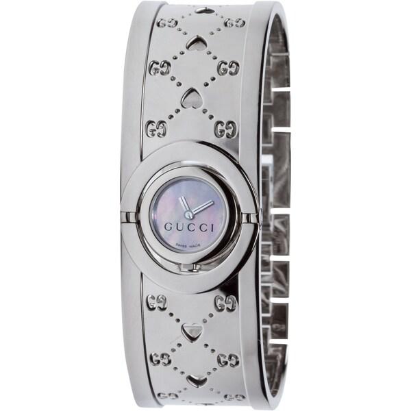 9658384536d Gucci Women s Twirl Watch