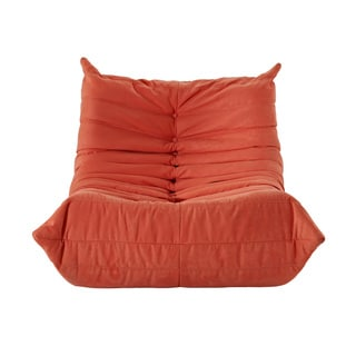 Waverunner Modular Orange Sectional Chair