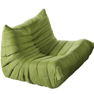 Waverunner Modular Green Sectional Chair
