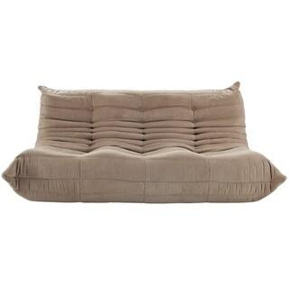 Waverunner Modular Brown Sectional Sofa