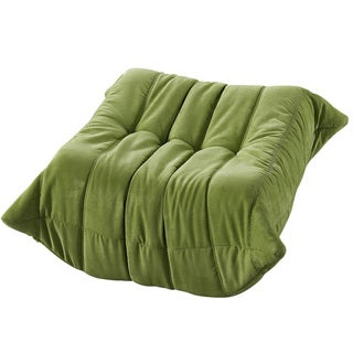 Waverunner Modular Green Sectional Ottoman