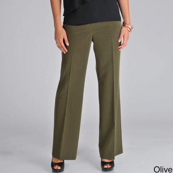 Focus 2000 Women's Modern Bi-Stretch Pant