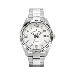 Certus Paris Men's Stainless Steel Tachymeter Watch