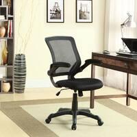 Porch & Den Silver Lake Riverside Mesh Office Chair