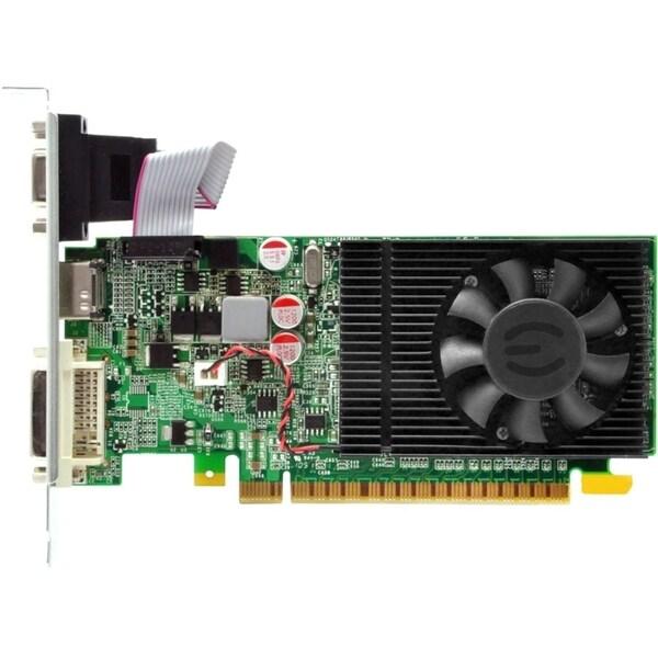 EVGA GeForce GT 620 Graphic Card - 700 MHz Core - 2 GB DDR3 SDRAM - P