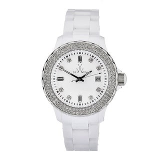 ToyWatch Women's White Classic Watch