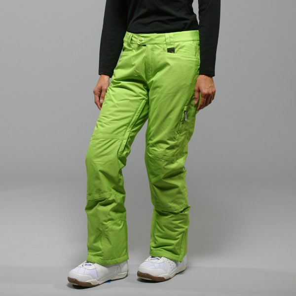 Marker Women's 'Starlight' Cilantro Insulated Ski Pants