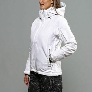 Marker Women's 'Serenity' White Insulated Ski Jacket - Free ...