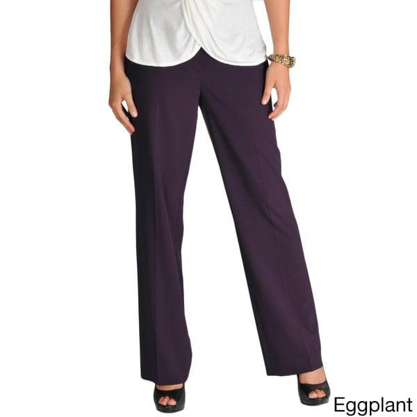 Focus 2000 Women's Comfort Waistband Pant