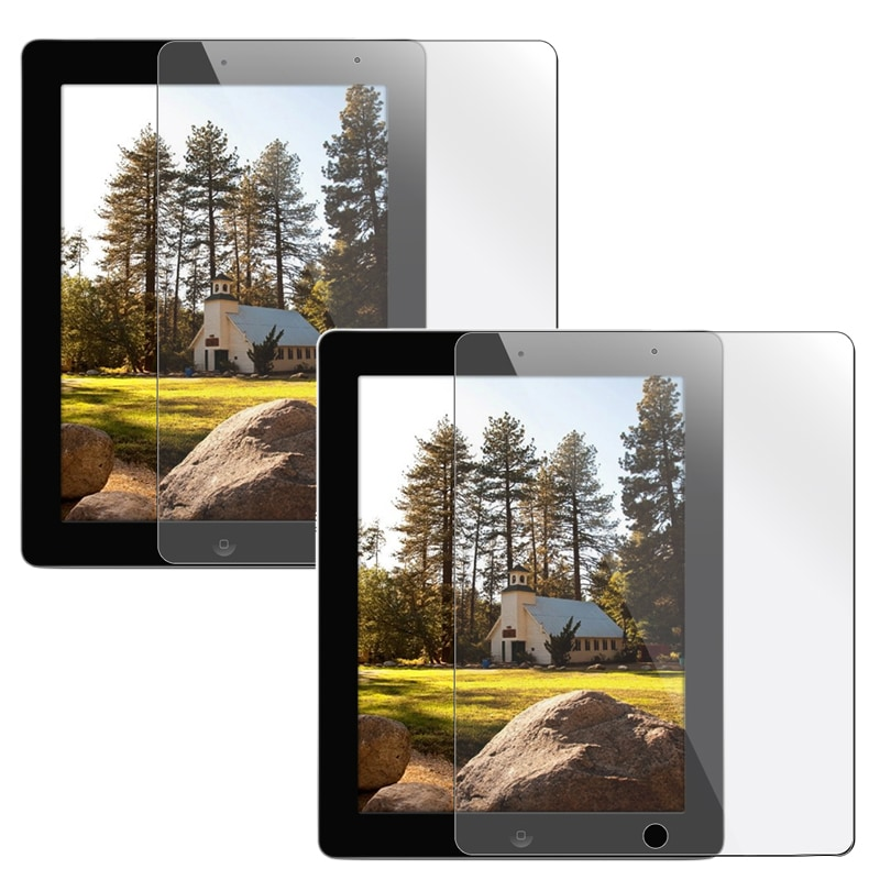 INSTEN Clear Screen Protector for Apple iPad 2 (Pack of 2)
