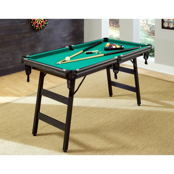 The Hot Shot' 5-foot Pool Table by Home Styles