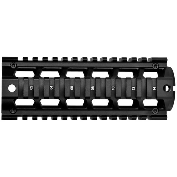 Barska 6.75-inch Quad Rail