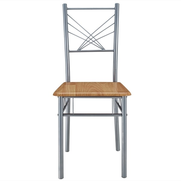 Fountain Metal Dining Chair