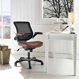 Link to Expedition Mesh/ Black Leatherette Office Chair Similar Items in Home Office Furniture
