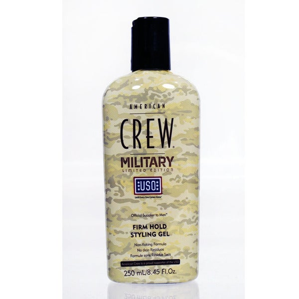 American Crew Military 8.45-ounce Firm Hold Gel