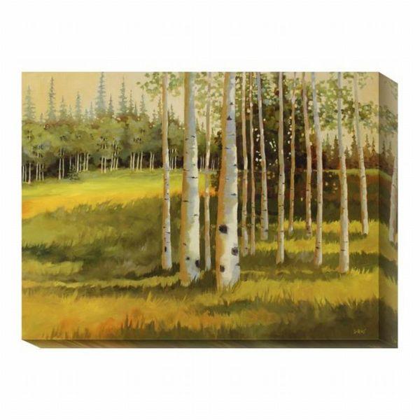 'Sunstruck' Giclee Canvas Art Print