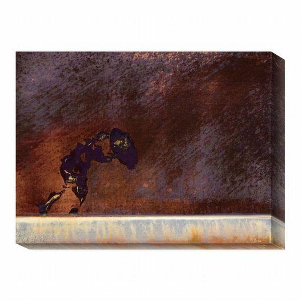Nathan Fischer 'Passer By' Contemporary Canvas Art