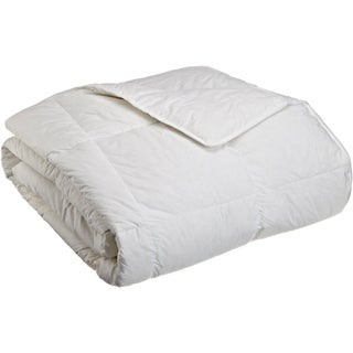 Superior Oversized 330 Thread Count All Season White Down Blend Comforter