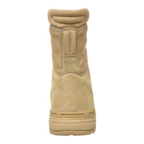 Men's Altama Footwear 8in EXOSpeed Tan Desert Suede/Air Mesh