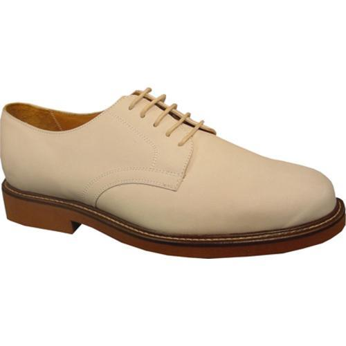 Men's David Spencer Buck White Nubuck