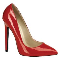 Women's Devious Sexy-20 Red Patent